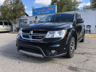 Used 2012 Dodge Journey FWD 4dr SXT great condition with push start low km for sale in Brampton, ON