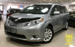 Used 2011 Toyota Sienna Limited AWD for sale in North York, ON
