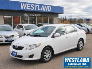Used 2010 Toyota Corolla CE for sale in Pembroke, ON