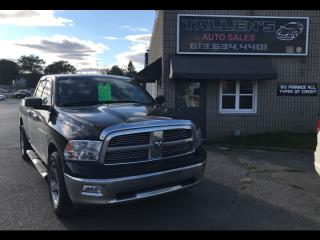 Used 2011 RAM 1500 SLT for sale in Kingston, ON