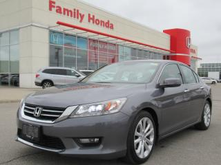 Used 2015 Honda Accord Touring, FULLY LOADED! for sale in Brampton, ON