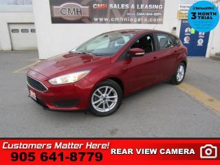 Used 2015 Ford Focus SE  CAMERA HEATED SEATS BLUETOOTH ALLOYS for sale in St. Catharines, ON