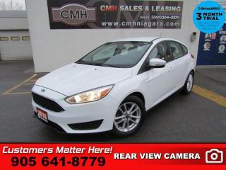 Used 2016 Ford Focus SE  CAMERA HEATED SEATS BLUETOOTH ALLOYS for sale in St. Catharines, ON
