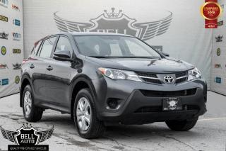 Used 2015 Toyota RAV4 LE LOW KM ONE OWNER ALLOY WHEELS for sale in Toronto, ON