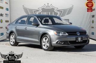 Used 2014 Volkswagen Jetta Sedan Comfortline TDi Diesel, Sunroof, Heated Seats for sale in Toronto, ON