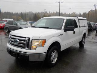 Used 2012 Ford F-150 SuperCab 6.5-ft. Bed 2WD Canopy for sale in Burnaby, BC