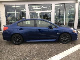Used 2015 Subaru WRX w/Sport-tech Pkg for sale in Vernon, BC
