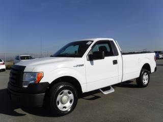 Used 2009 Ford F-150 XL Regular Cab Long Box 2WD Natural Gas Vehicle for sale in Burnaby, BC