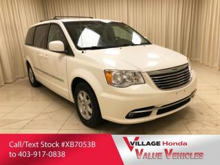 Used 2012 Chrysler Town & Country TOURING for sale in Calgary, AB