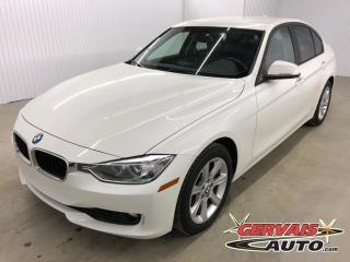 Used 2014 BMW 3 Series 320i Xdrive Xdrive Cuir for sale in Shawinigan, QC