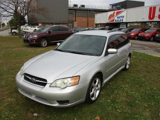 Used 2006 Subaru Legacy 2.5 i Special Edition~HEATED SEATS~MANUAL~ for sale in Toronto, ON