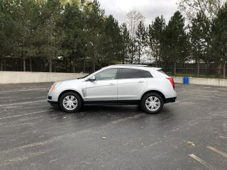 Used 2013 Cadillac SRX Luxury AWD for sale in Cayuga, ON