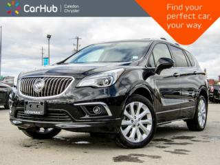 Used 2017 Buick Envision Premium II AWD|Navi|Pano Sunroof|Backup Cam|Bluetooth|R-Start|Leather|19