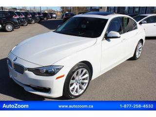 Used 2014 BMW 3 Series Xdrive Xdrive for sale in Laval, QC