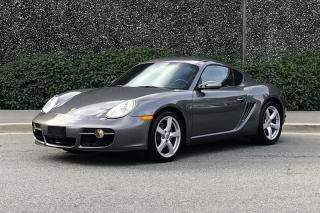 Used 2007 Porsche Cayman for sale in Vancouver, BC