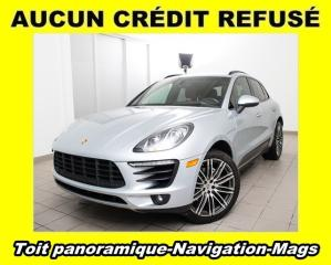 Used 2015 Porsche Macan S Awd Pdk Toit Pano for sale in St-Jérôme, QC