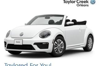 New 2018 Volkswagen Beetle The Convertible Trendline 2.0T 6sp at w/Tip for sale in Orleans, ON