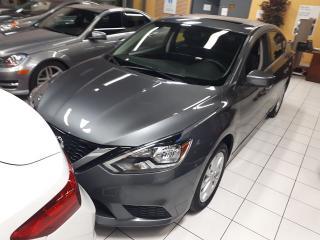 Used 2017 Nissan Sentra SV for sale in Etobicoke, ON