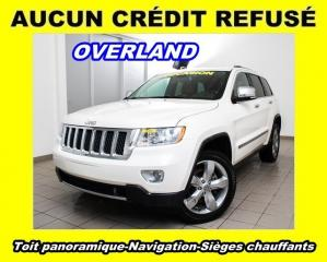 Used 2012 Jeep Grand Cherokee Overland 4x4 Sièges for sale in Mirabel, QC