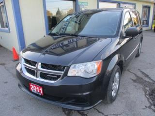 Used 2011 Dodge Grand Caravan FAMILY MOVING SE MODEL 7 PASSENGER 3.6L - V6.. CAPTAINS.. STOW-N-GO.. BLUETOOTH.. ECON-BOOST PACKAGE.. KEYLESS ENTRY.. for sale in Bradford, ON