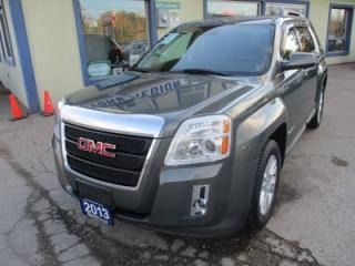 Used 2013 GMC Terrain FUEL EFFICIENT SLE-2 MODEL 5 PASSENGER 2.4L - ECO-TEC.. HEATED SEATS.. PIONEER AUDIO.. BACK-UP CAMERA.. BLUETOOTH.. ECON-BOOST PACKAGE.. for sale in Bradford, ON