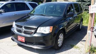 Used 2014 Dodge Grand Caravan for sale in Orillia, ON