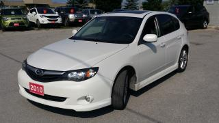 Used 2010 Subaru Impreza 2.5i for sale in Orillia, ON