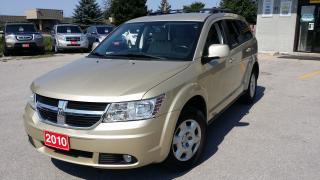 Used 2010 Dodge Journey SXT for sale in Orillia, ON
