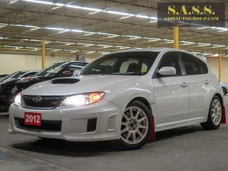 Used 2012 Subaru Impreza WRX STI for sale in Guelph, ON