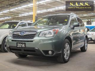Used 2014 Subaru Forester Limited for sale in Guelph, ON