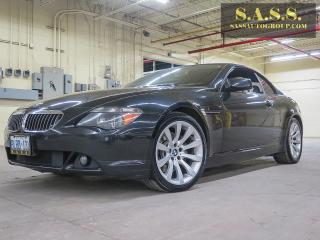 Used 2007 BMW 650i for sale in Guelph, ON