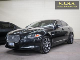 Used 2013 Jaguar XF for sale in Guelph, ON