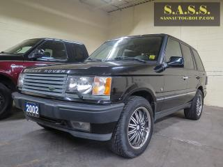 Used 2001 Land Rover Range Rover for sale in Guelph, ON