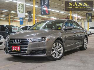 Used 2016 Audi A6 for sale in Guelph, ON