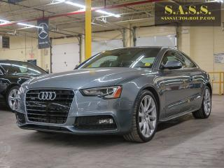 Used 2014 Audi A5 Progressive for sale in Guelph, ON