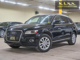 Used 2014 Audi Q5 for sale in Guelph, ON