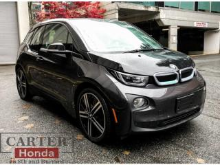 Used 2015 BMW i3 w/Range Extender for sale in Vancouver, BC