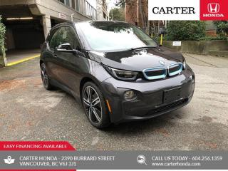 Used 2015 BMW i3 for sale in Vancouver, BC