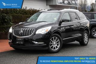 Used 2016 Buick Enclave Leather & Sunroof for sale in Coquitlam, BC