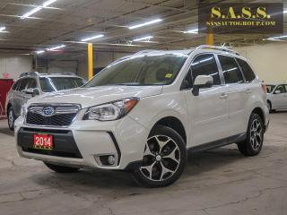 Used 2014 Subaru Forester XT EYESIGHT LIMITED for sale in Guelph, ON