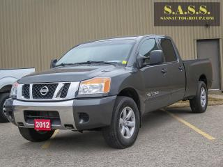 Used 2012 Nissan Titan SV for sale in Guelph, ON