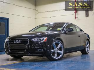 Used 2014 Audi A5 for sale in Guelph, ON