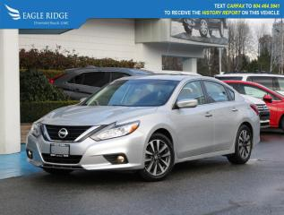 Used 2017 Nissan Altima 2.5 SV Heated Seats & Backup Camera for sale in Coquitlam, BC