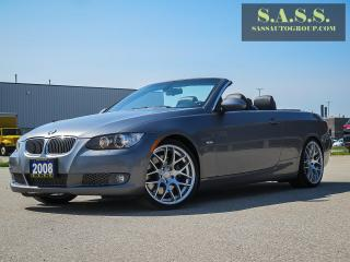 Used 2008 BMW 335i for sale in Guelph, ON