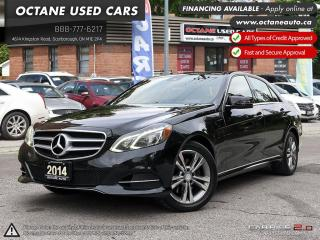 Used 2014 Mercedes-Benz E-Class E-250 DIESEL! ACCIDENT FREE! ONE OWNER! for sale in Scarborough, ON