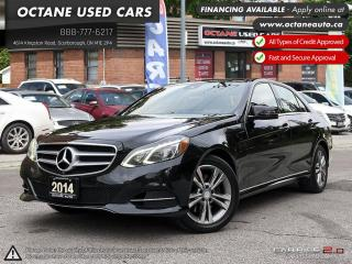 Used 2014 Mercedes-Benz E-Class DIESEL! ACCIDENT FREE! ONE OWNER! for sale in Scarborough, ON