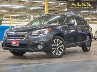 Used 2015 Subaru Outback 3.6R LIMITED EYESIGHT for sale in Guelph, ON