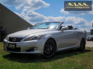 Used 2010 Lexus IS 250 C for sale in Guelph, ON