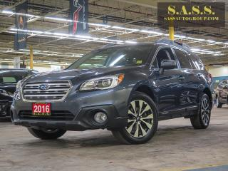 Used 2016 Subaru Outback EYESIGHT for sale in Guelph, ON