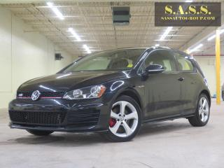 Used 2015 Volkswagen GTI for sale in Guelph, ON